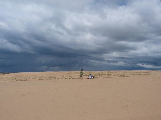Lo de Elisa: en las dunas cercanas antes de que el cielo cayera sobre nuestras cabezas