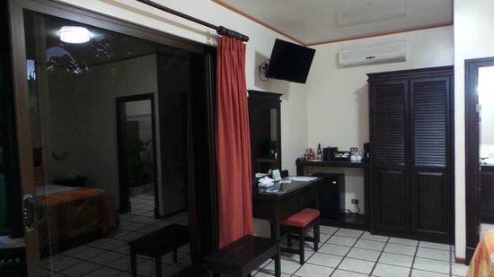 Arenal Manoa Hotel: La chambre