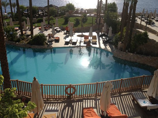 The Grand Hotel Sharm El Sheikh: Our pool outside our room