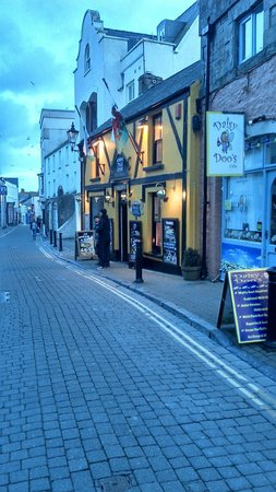 The Coach and Horses: Most expensive pub in town