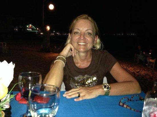 ZENZIBAR Beach Bar & Restaurant : Glücklich, hier gewesen zu sein!