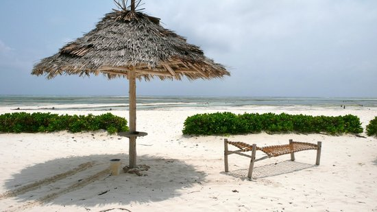 Garden Palms Hotel: Vue sur la plage