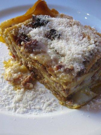Al Vecio Marangon : Lasagnes