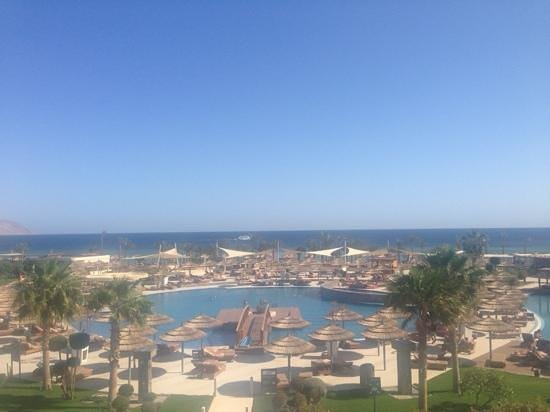 Coral Sea Sensatori - Sharm El Sheikh: view from the lobby