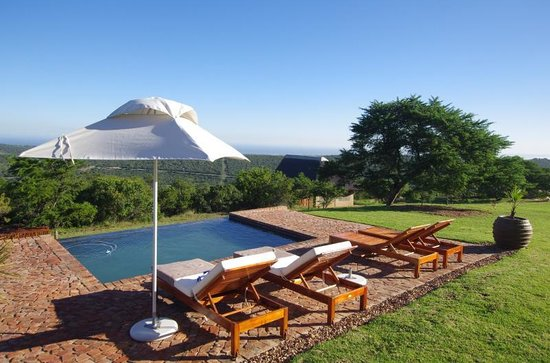 Jbay Zebra Lodge: Beautiful views from every angle