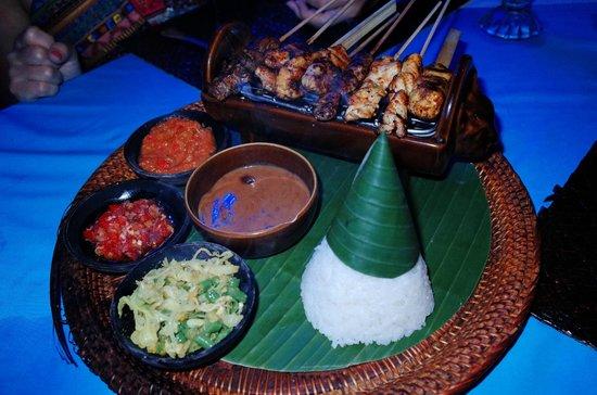 Paon International Restaurant: BBQ