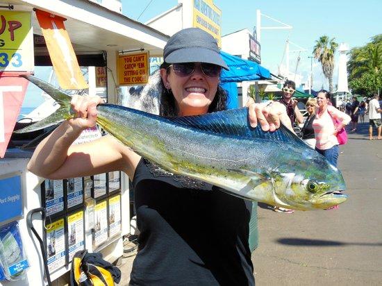Start Me Up, Sport Fishing : Mahi Mahi