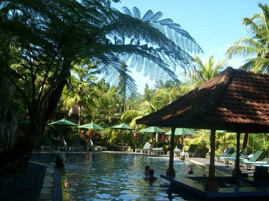 Bali Spirit Hotel and Spa: Swimming pool area