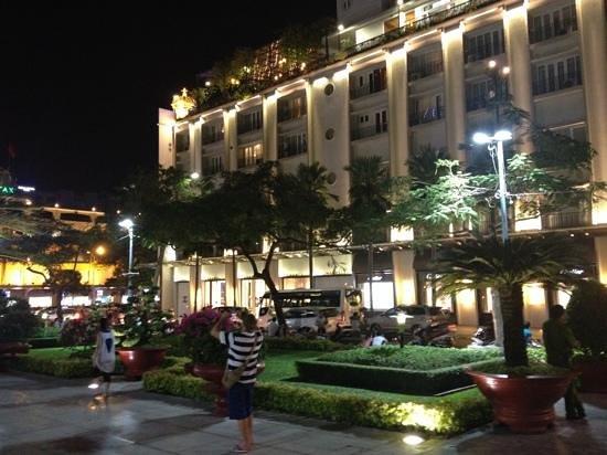 Rex Hotel: the beautiful old Rex