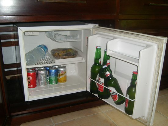 Bali Spirit Hotel and Spa: Minibar