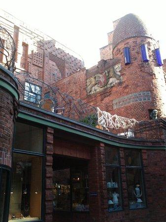 Museen Böttcherstraße: Böettcherstrasse