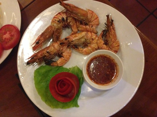 Miss Ly Cafe : Shrimp