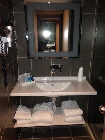 Novotel Cairo Airport : bathroom