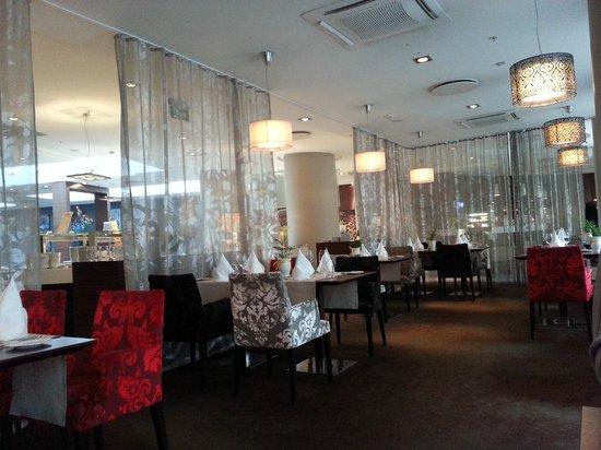 Elements Restaurant: ambiance