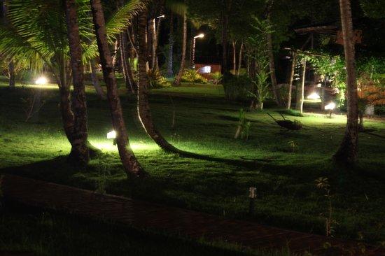 Karapitangui Praia Hotel: Vista do meu Bangalô