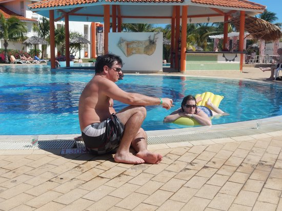 Naviti Varadero: Crystal clear pool