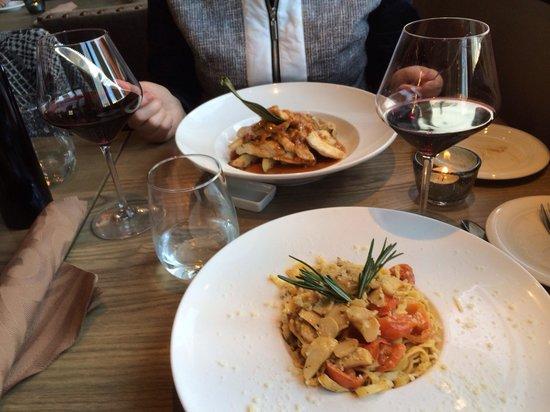 Ruffino Ristorante Italiano : Lekkert og godt