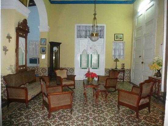 Casa Munoz: A l'intérieur de la Casa
