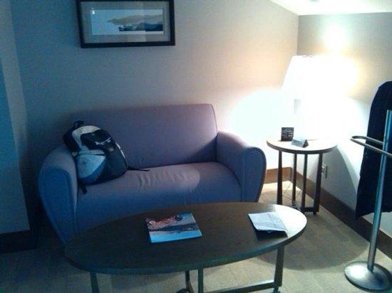BAL Hotel & Spa: sofa spa bal
