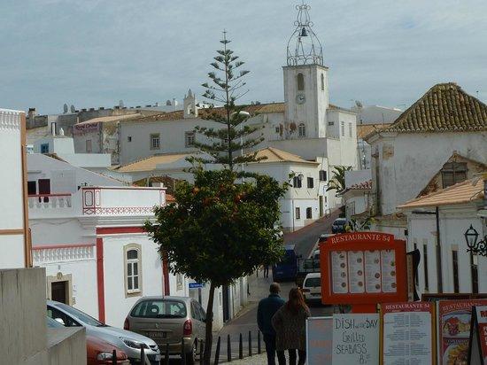 Rocamar Exclusive Hotel & Spa: Albufeira (Blick nach 5 Fussminuten