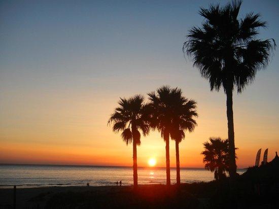 Hotel Dos Mares: por do sol dos mares