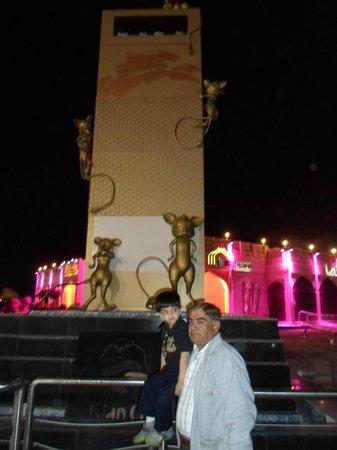 The Corniche : Corniche at Night