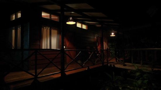 Pachira Lodge : Les chambres
