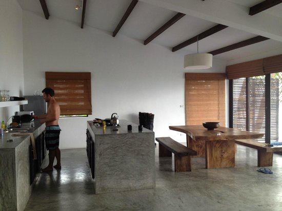 Casas del Sol - Luxury Boutique Villas: Kitchen/ Dining