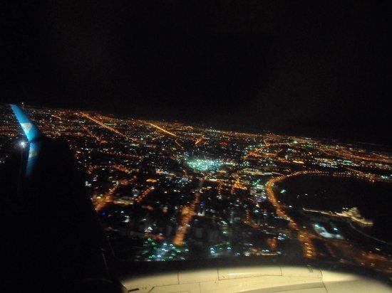 The Corniche : Corniche at Take-Off
