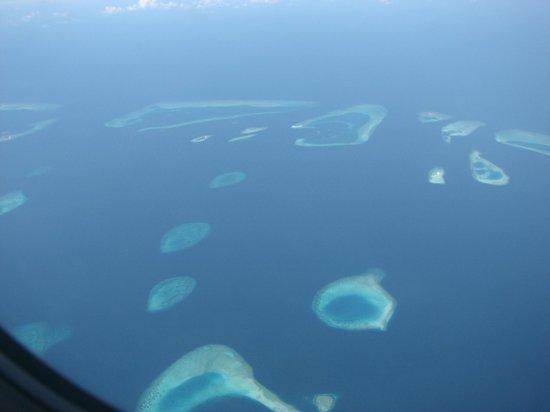 Κουραματί: les Maldives
