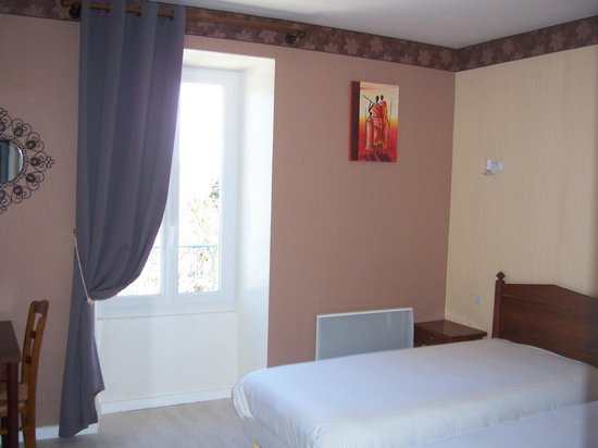 Hotel d'Albion: Chambre Twin