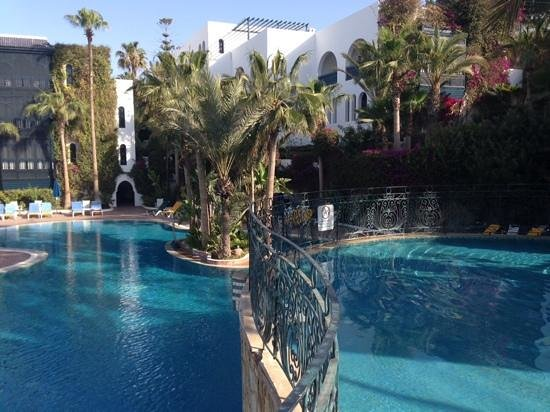 Ryad Mogador Al Madina : the swimming pool