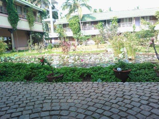 Nalla Eco Beach Resort: garden