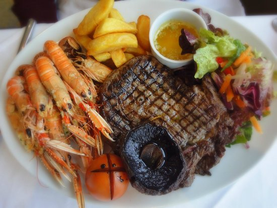 The Pierhouse Hotel: Luxurious surf & turf