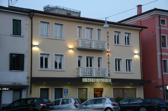 Hotel Giotto: Вид на отель