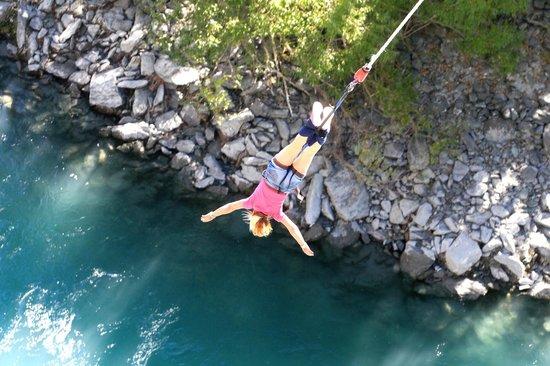 AJ Hackett Bungy New Zealand: Bungee