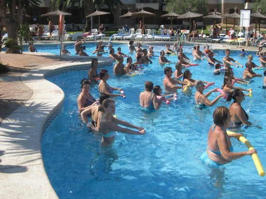 Albir Garden Resort: Hotel swimming pool