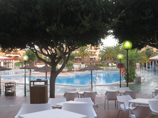 Albir Garden Resort: Pool