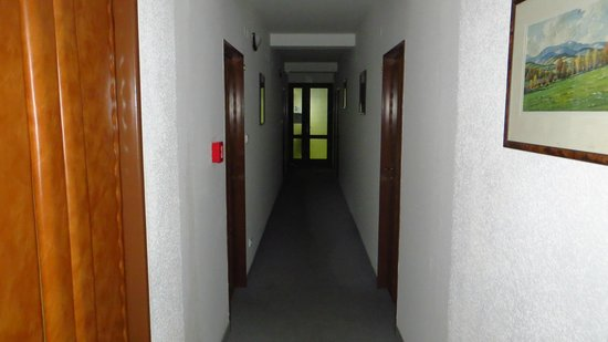 Penzion Slezsky Dum : Gänge im Hotel