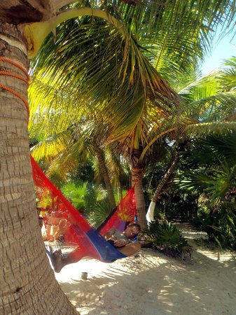 Sin Duda Villas: Time for a siesta! Why not?