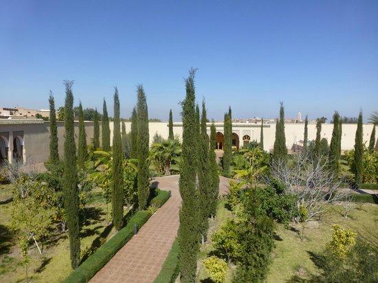 Riad Sougtani: le jardin