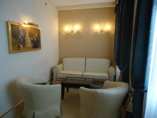 Hotel a La Commedia: Lounge