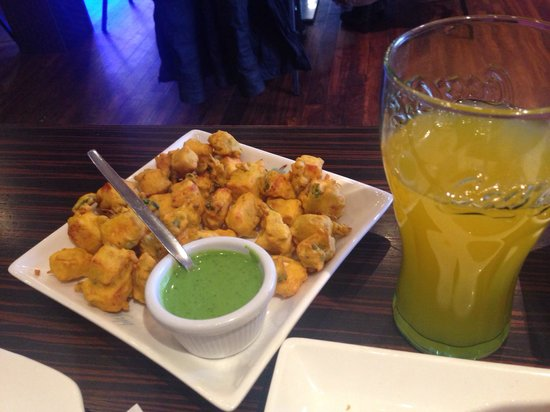 Lily's Vegetarian Indian Restaurant: A paneer so tasty
