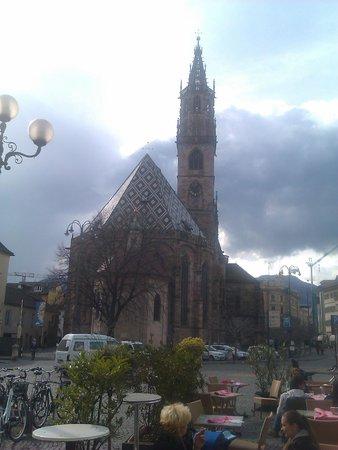 Duomo di Bolzano : Esterno