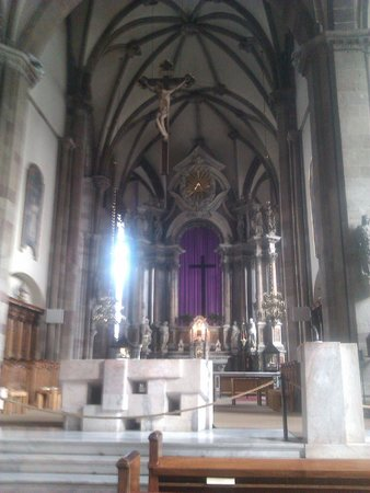 Duomo di Bolzano: Interno