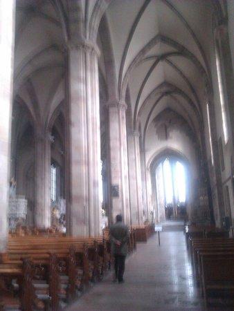 Duomo di Bolzano : Interno