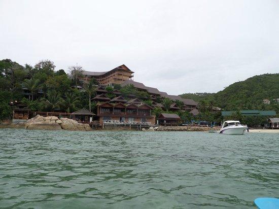 Haad Yao Bayview Resort & Spa: hotel