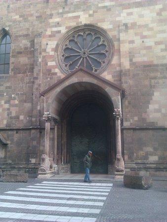 Duomo di Bolzano : Ingresso