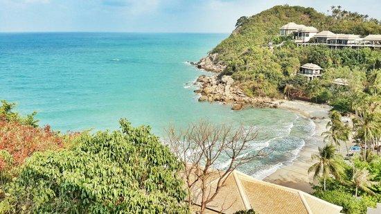 Banyan Tree Samui: Не лучший отель этой сети, но и здесь можно получить потрясающее ощущение восхищения природой! Т