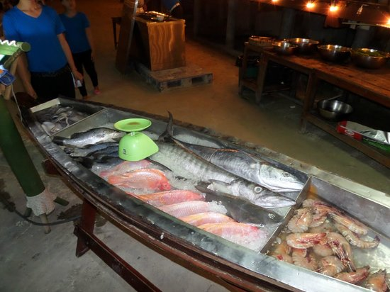 Haad Yao Bayview Resort & Spa : they cant make good fish
